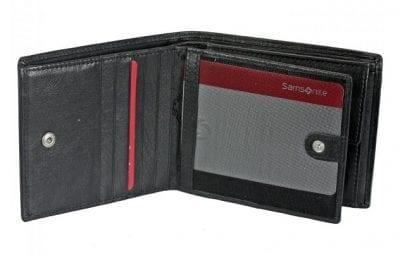 ארנק עור סמסונייט Samsonite 61u003 2