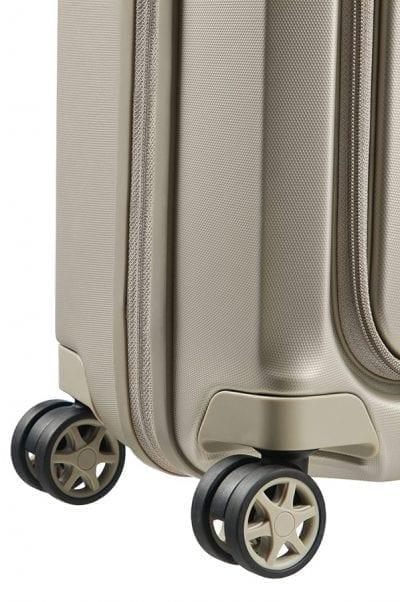 מזוודה קשיחה לעלייה למטוס עם תא למחשב Samsonite Prodigy 5