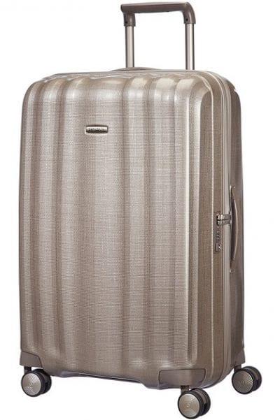 מזוודה קשיחה יוקרתית Samsonite Lite Cube 56