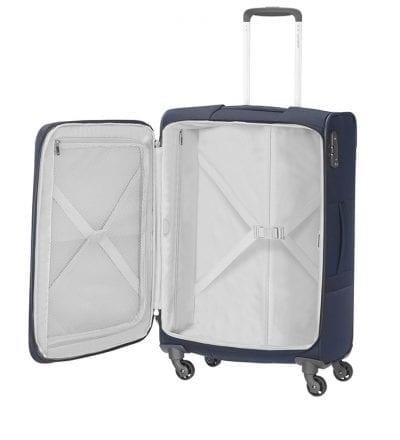 מזוודה קלה מבד Samsonite Base Boost 169