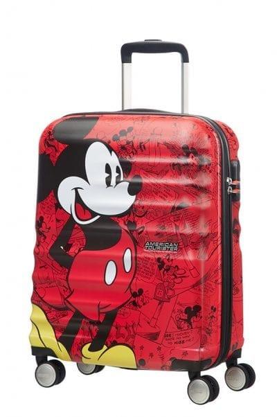מזוודה קשיחה דיסני American Tourister Disney Comics Mickey/Minnie 11