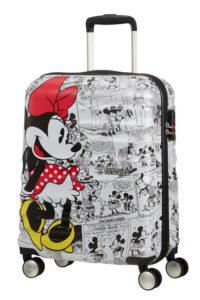 מזוודה קשיחה דיסני American Tourister Disney Comics Mickey/Minnie 9