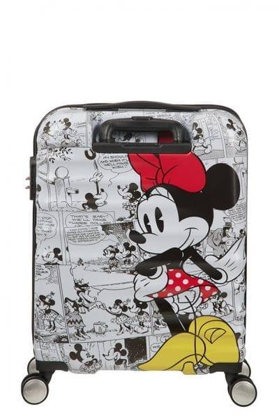 מזוודה קשיחה דיסני American Tourister Disney Comics Mickey/Minnie 8