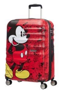 מזוודה קשיחה דיסני American Tourister Disney Comics Mickey/Minnie 15