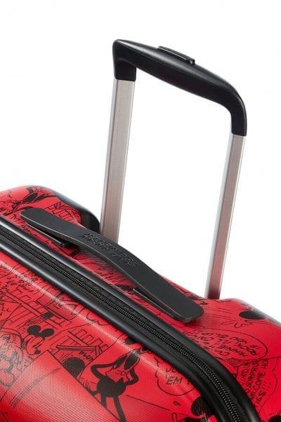 מזוודה קשיחה דיסני American Tourister Disney Comics Mickey/Minnie 23