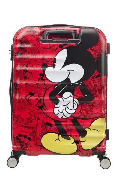 מזוודה קשיחה דיסני American Tourister Disney Comics Mickey/Minnie 14