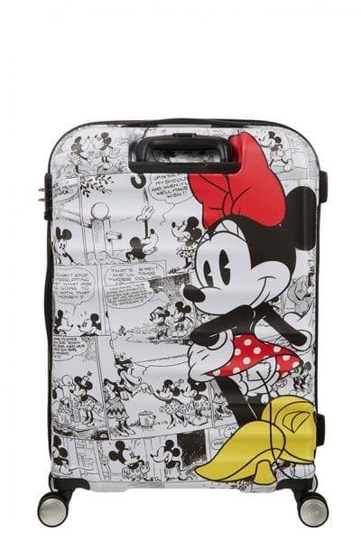 מזוודה קשיחה דיסני American Tourister Disney Comics Mickey/Minnie 12