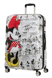 מזוודה קשיחה דיסני American Tourister Disney Comics Mickey/Minnie 19