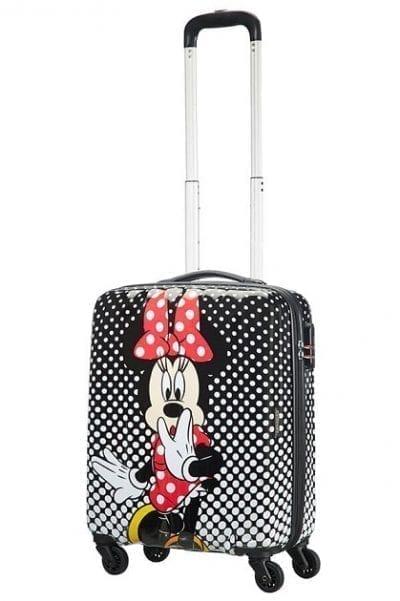 מזוודה קשיחה דיסני American Tourister Disney Dots 17