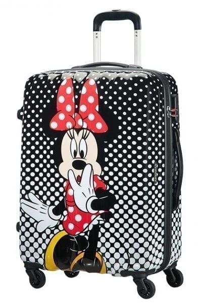 מזוודה קשיחה דיסני American Tourister Disney Dots 16