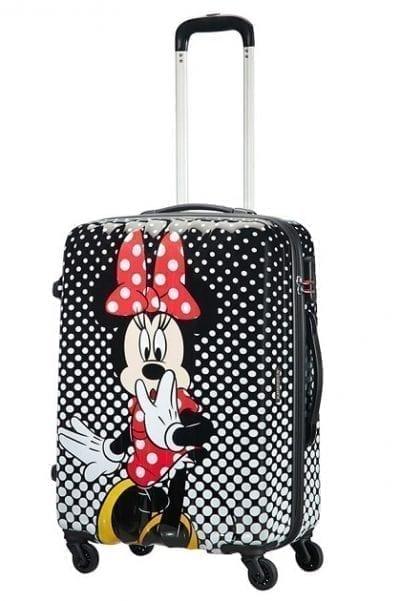 מזוודה קשיחה דיסני American Tourister Disney Dots 15