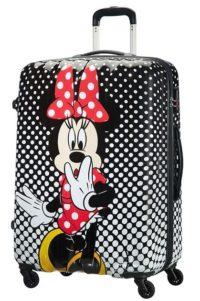מזוודה קשיחה דיסני American Tourister Disney Dots 14