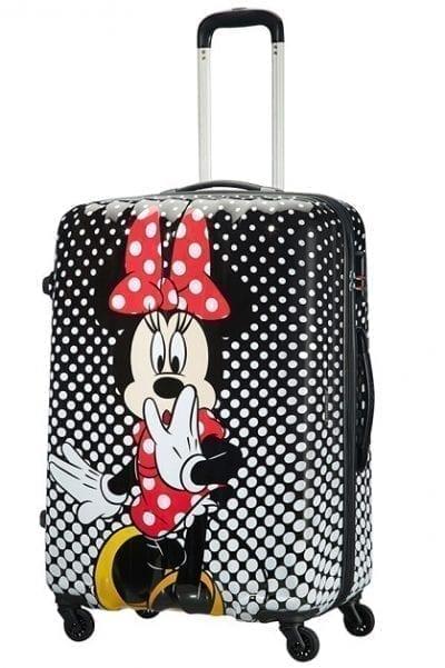 מזוודה קשיחה דיסני American Tourister Disney Dots 13