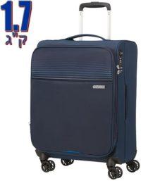 מזוודת בד קלה במיוחד אמריקן טוריסטר American Tourister Lite Ray 146