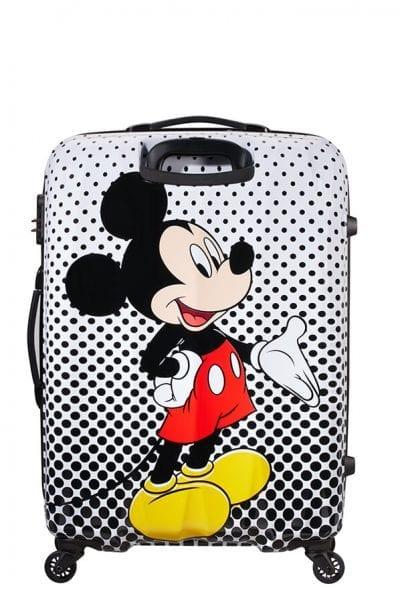 מזוודה קשיחה דיסני American Tourister Disney Dots 3