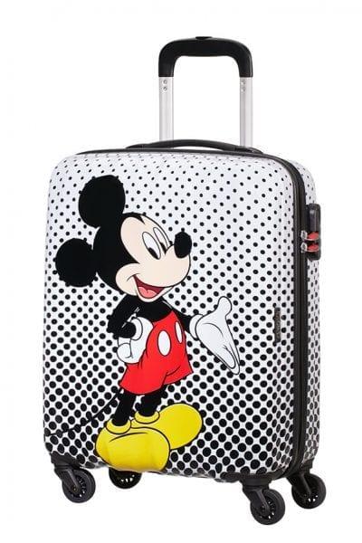 מזוודה קשיחה דיסני American Tourister Disney Dots 1