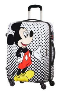 מזוודה קשיחה דיסני American Tourister Disney Dots 5