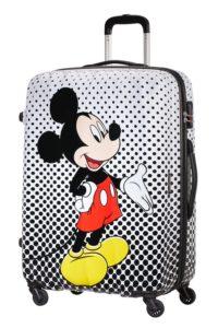 מזוודה קשיחה דיסני American Tourister Disney Dots 9