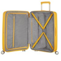 מזוודה קשיחה קלה American Tourister Soundbox 52