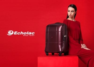 מזוודה קשיחה Echolac Atlas 88