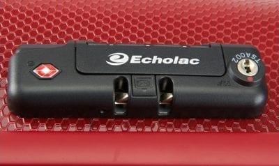מזוודה קשיחה Echolac Square 62