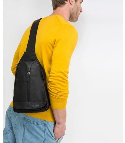תיק אוכף עמנואל Emanuel sling 2