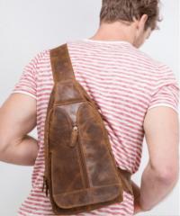 תיק אוכף עמנואל Emanuel sling 3