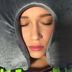 כרית צוואר מתכווננת FaceCradle 7