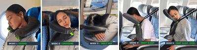 כרית צוואר מתכווננת FaceCradle 9
