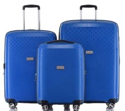 סט מזוודות Jeep Redwood blue 2