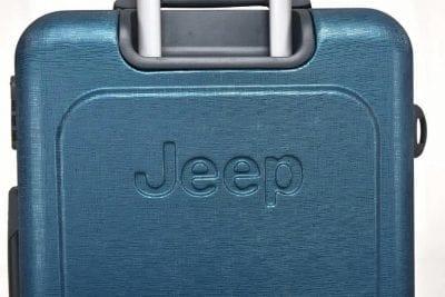 מזוודה קשיחה ג'יפ Jeep Makalu 42