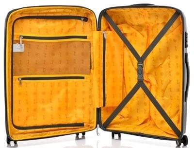 מזוודה קשיחה Jeep Redwood 48