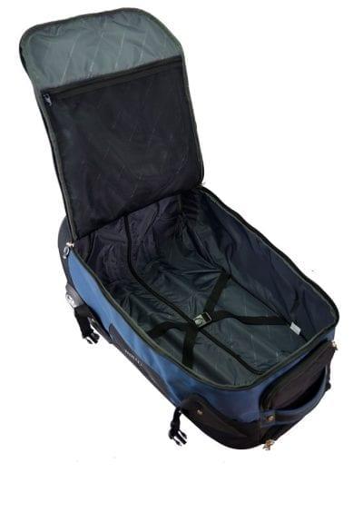 תיק על גלגלים עם רצועות גב Outdoor 29