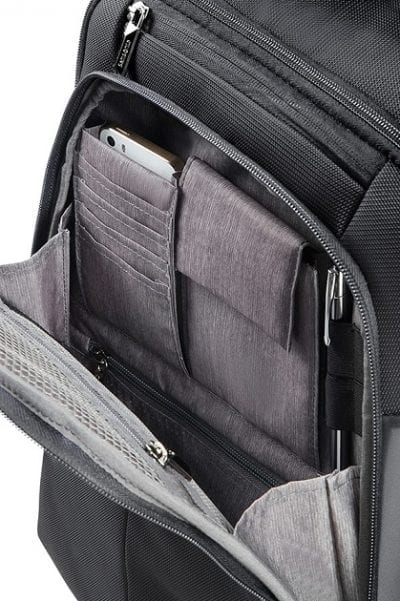תיק גב מכובד סמסונייט Samonite XBR 15.6 10