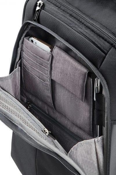 תיק גב מכובד סמסונייט Samonite XBR 17 10