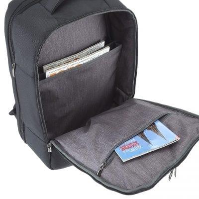 תיק גב מכובד סמסונייט Samonite XBR 15.6 9