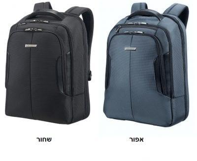 תיק גב מכובד סמסונייט Samonite XBR 15.6 3