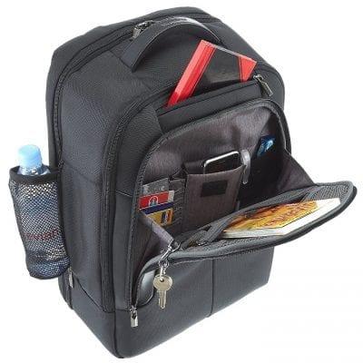 תיק גב מכובד סמסונייט Samonite XBR 15.6 11