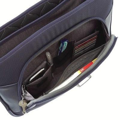 תיק עסקים סמסונייט Samsonite XBR Briefcase 9