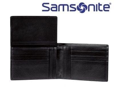ארנק עור סמסונייט Samsonite 61u009 4
