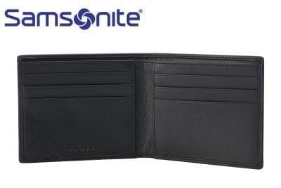 ארנק עור סמסונייט Samsonite 61u201 1