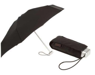 מטריה קטנה במיוחד סמסונייט Samsonite Alu Drop Supermini 2