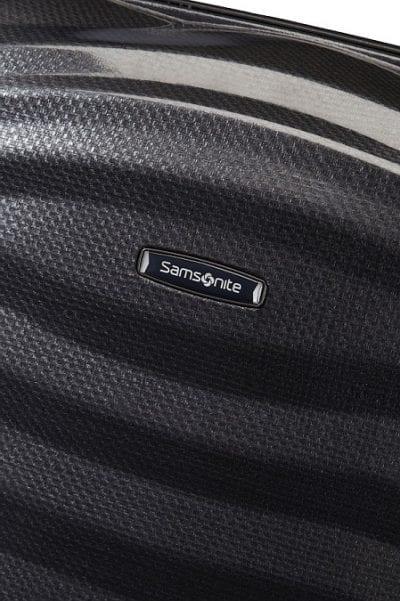 מזוודה קשיחה יוקרתית קלה במיוחד Samsonite Lite Shock 19