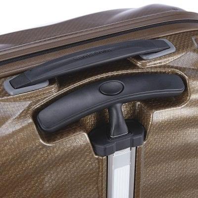 מזוודה קשיחה יוקרתית קלה במיוחד Samsonite Lite Shock 18
