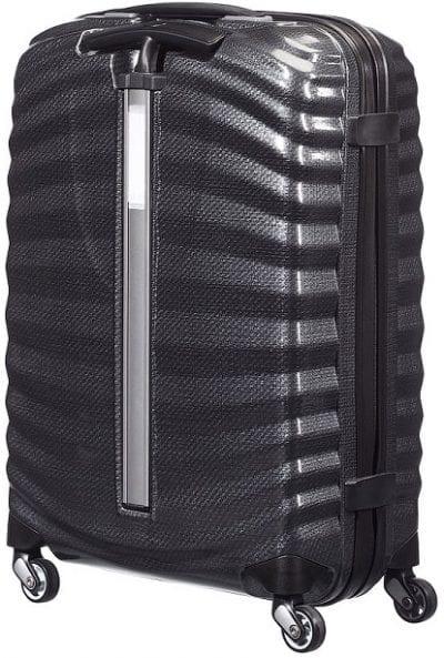 מזוודה קשיחה יוקרתית קלה במיוחד Samsonite Lite Shock 27