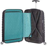 מזוודה קשיחה יוקרתית קלה במיוחד Samsonite Lite Shock 26