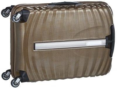 מזוודה קשיחה יוקרתית קלה במיוחד Samsonite Lite Shock 24
