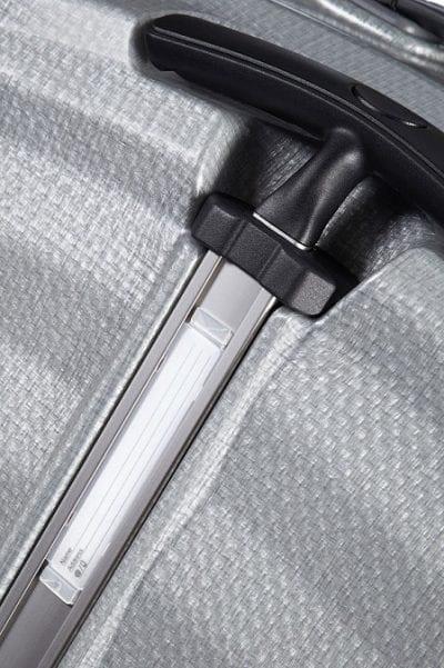 מזוודה קשיחה יוקרתית קלה במיוחד Samsonite Lite Shock 34