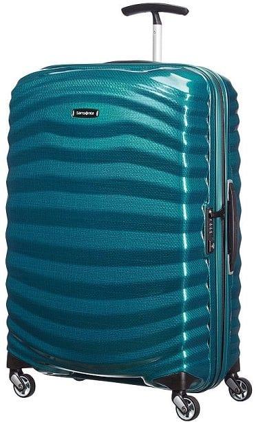מזוודה קשיחה יוקרתית קלה במיוחד Samsonite Lite Shock 36