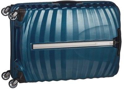 מזוודה קשיחה יוקרתית קלה במיוחד Samsonite Lite Shock 41